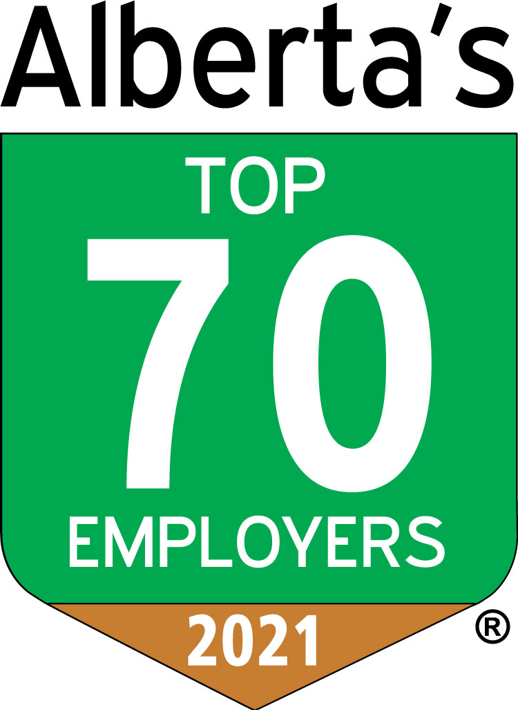 Alberta's Top 70 Employers 2020